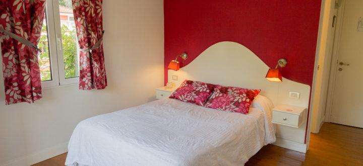 Double Bedroom Hotel Amalurra