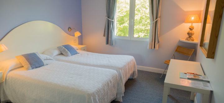 Amalurra Hotel Twin Rooms