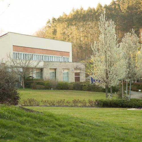 amalurra retreat center entorno