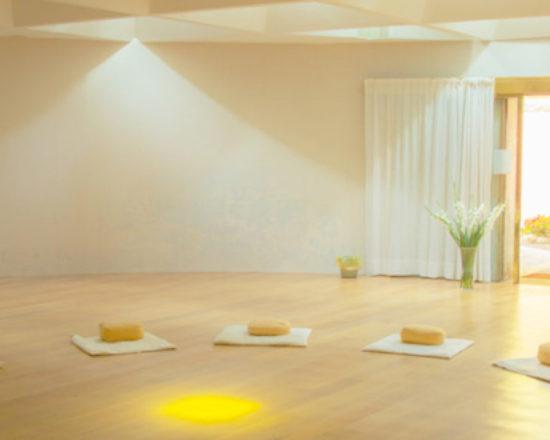 amalurra sala meditacion